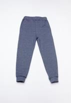 Superbalist - Slim jogger pants - navy melange