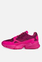 adidas Originals - Falcon - shock pink & collegiate purple