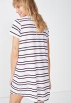 Cotton On - Tina -t-shirt dress - white