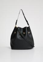 Superbalist - Katja bucket bag - black