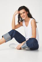 Cotton On - Marissa sleeveless tank top - white
