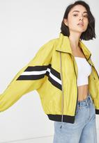 Cotton On - Mia ribber spray jacket - multi