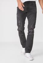 Cotton On - Slim fit jean  - grey