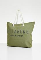Billabong  - Essential beach bag - khaki green