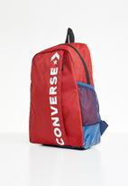 f93e4ac131b3 Speed 2 backpack - red navy Converse Bags   Wallets