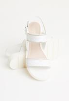 ALDO - Szlosek sandal - white