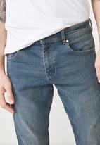 Cotton On - Slim fit jean  - blue
