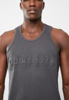 Quiksilver - Quick tank - charcoal