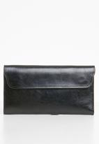 Superbalist - Tatum magnetic purse - black