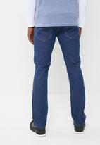 STYLE REPUBLIC - Straight leg jeans - blue