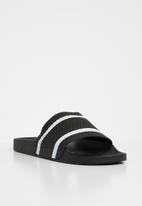 Superbalist - Pool slide - black & white