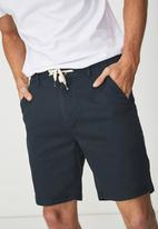 Cotton On - Tailored casual short - navy