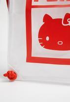 PUMA - Puma x hello kitty gym sack transparent - red & white