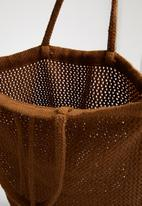 Superbalist - Willow shopper bag - brown
