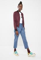 STYLE REPUBLIC - Bomber jacket - burgundy
