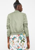 STYLE REPUBLIC - Bomber jacket - green