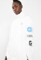 adidas Originals - Track top - white