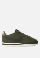 Nike - Classic cortez premium - olive canvas/sequoia-mtlc red bronze