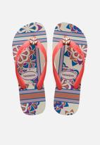 Havaianas - Gracia flip flops - multi