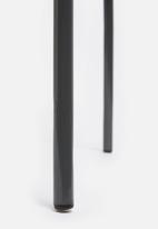 Sixth Floor - Pin counter stool - grey