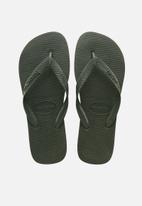 Havaianas - Top flip flops - green