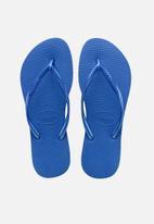 Havaianas - Slim flip flops - blue