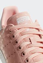 adidas Originals - Stan smith - haze coral / white