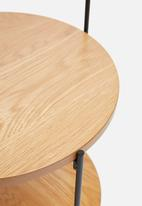 Sixth Floor - Shelf side table - natural