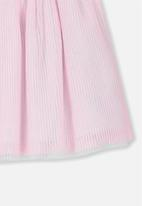 Cotton On - Trixiebelle tulle skirt - pink