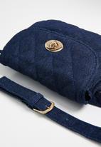 Superbalist - Halle denim waist-bag - blue
