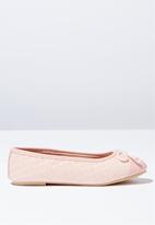 Cotton On - Ballet flats - pink