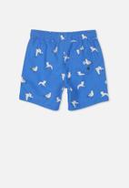 Cotton On - Murphy swim short - blue