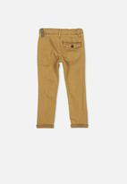 Cotton On - Oscar chino - mustard