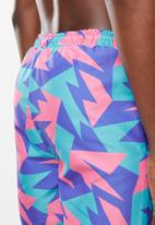 Superbalist - Printed elasticated swimshorts - multi