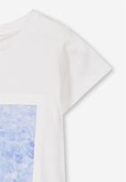 Cotton On - Penelope short sleeve tee - white