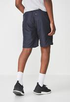 Cotton On - Active panel short - navy