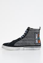 Diesel  - D-velows mid patch - black