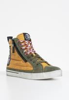 Diesel  - D-velows mid patch - mineral yellow