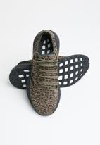 adidas Performance - Pureboost - night cargo / core black