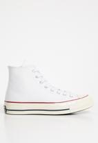Converse - Chuck 70 - hi - white/garnet/egret