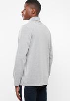 Superbalist - Plain roll neck tee - grey