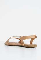 Butterfly Feet - Radiya strappy sandal - neutral