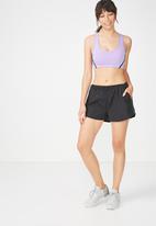 Cotton On - Trekking shorts - black