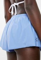 Lizzy - Cassia swim shorts - blue
