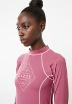 Lizzy - Susanna rashvest - pink