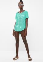 Lizzy - Giogia over swim - green