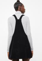 Vero Moda - Jakuri long sleeve roll neck top - light grey