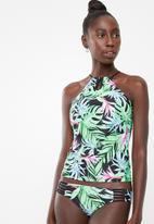 Lizzy - Elisha tankini bikini top - multi