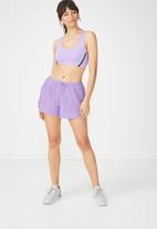 Cotton On - Trekking shorts - purple