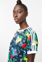 adidas Originals - Graphic T-shirt dress - multi
